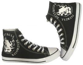 APBT Streetwear DESTROYER tornacipő fekete