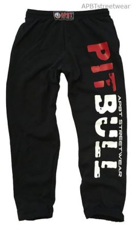 APBT Streetwear PITBULL BIGGER szabadidő nadrág