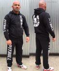APBT Streetwear PIT BULL VITALITY szabadidőruha fekete/fehér
