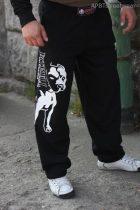 APBT Streetwear PITBULL TIME szabadidő nadrág fekete