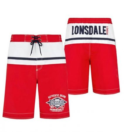 LONSDALE CREDITION short