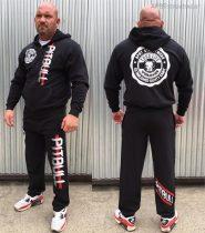 APBT Streetwear PIT BULL REDLINE szabadidőruha fekete/fehér/piros