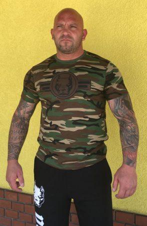 APBT Streetwear PITBULL SOLDIER póló classic