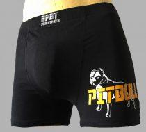 APBT Streetwear PITBULL GREAT FIGHTER boxer alsónadrág M - 7XL-ig