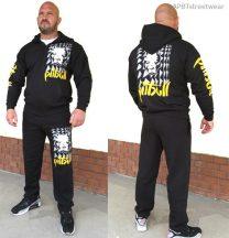APBT Streetwear PIT BULL THOR szabadidőruha fekete
