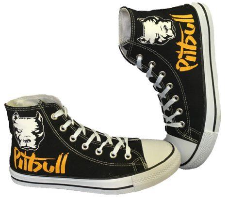 APBT Streetwear THOR tornacipő fekete