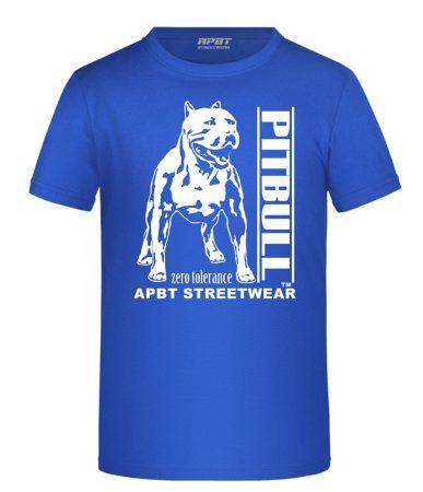 APBT Streetwear ZERO T KID póló royal kék
