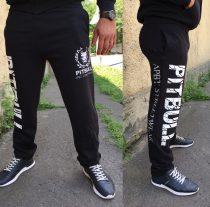 APBT Streetwear PIT BULL PUNCH szabadidő nadrág