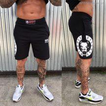 APBT streetwear VITALITY short fekete-fehér