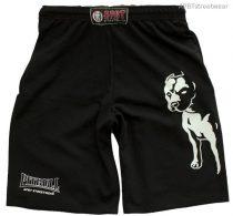 APBT streetwear BIG PIT short fekete
