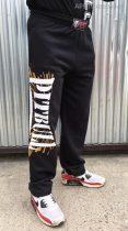 APBT Streetwear PIT BULL JUBILEUM szabadidő nadrág fekete
