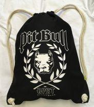 APBT Streetwear PI TBULL DIVISION Gymsac fekete