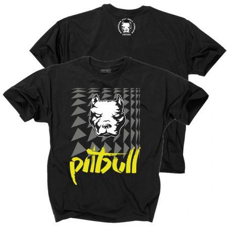 APBT Streetwear  PITBULL THOR KID póló fekete