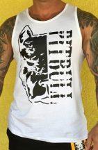 APBT Streetwear PIT BULL DESTROYER trikó fehér