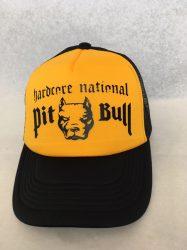 id/03824-16--APBT-Streetwear-PITBULL---TRUCKER-CAP--sarga-fekete