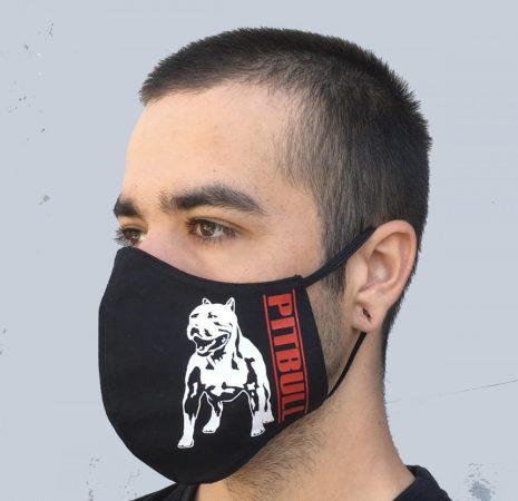 APBT Streetwear PIT BULL ZERO szájmaszk