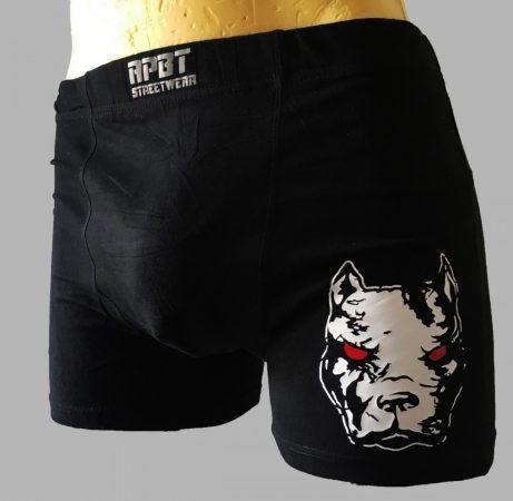 APBT Streetwear PITBULL BLOOD boxer alsónadrág M - 7XL-ig