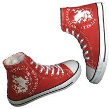 APBT Streetwear DESTROYER tornacipő RED