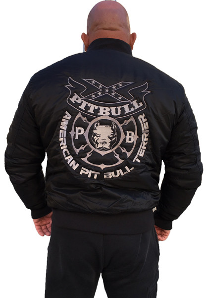 Pitbull bomber dzseki
